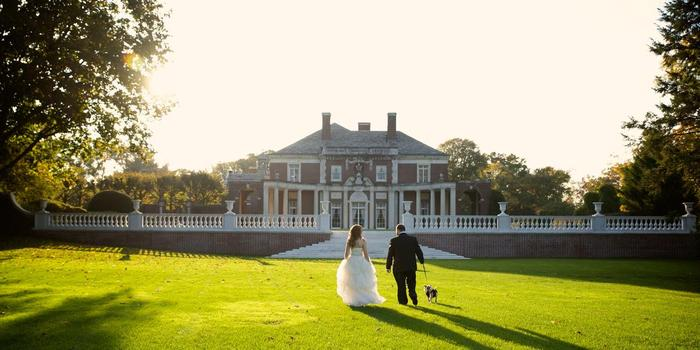 NYIT de Seversky Mansion wedding venue picture 10 of 16 - Photo by: Imagine Studios