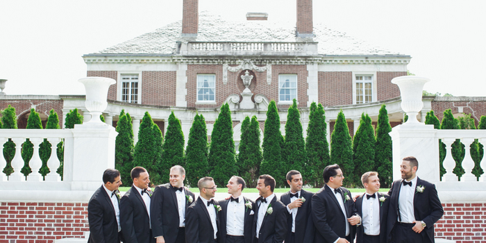 NYIT de Seversky Mansion wedding venue picture 11 of 16 - Photo by: Jay Lim Photography