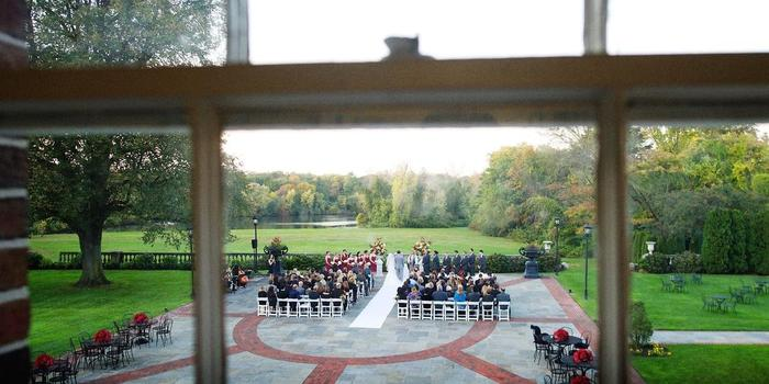 NYIT de Seversky Mansion wedding venue picture 12 of 16 - Photo by: Imagine Studios