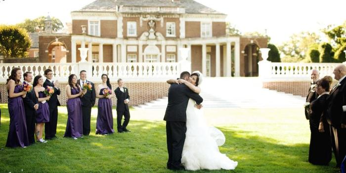 NYIT de Seversky Mansion wedding venue picture 13 of 16 - Photo by: Imagine Studios