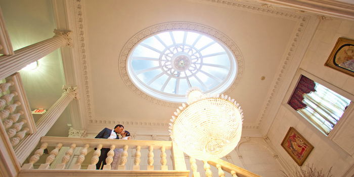 NYIT de Seversky Mansion wedding venue picture 14 of 16 - Photo by: Jay Lim Photography