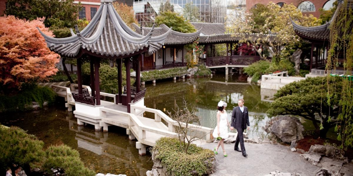 Lan Su Chinese Garden Weddings Get Prices For Wedding Venues In Or