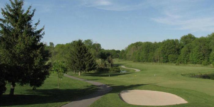 The Golf Club at Blue Heron Hills wedding Finger Lakes
