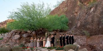 Phoenix Marriott Resort Tempe at The Buttes weddings in Tempe AZ
