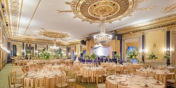 Palmer House Hilton weddings in Chicago IL