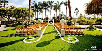 Park Hyatt Aviara Resort weddings in Carlsbad CA