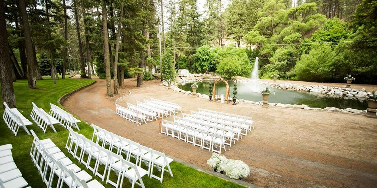 Commellini estate weddings get prices for wedding venues for Outdoor wedding washington state