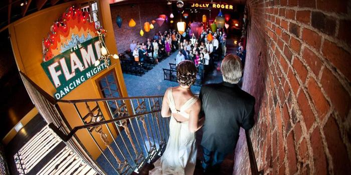 Georgetown ballroom seattle wedding