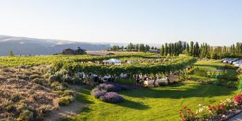 Cave B Estate Winery and Resort weddings in Quincy WA
