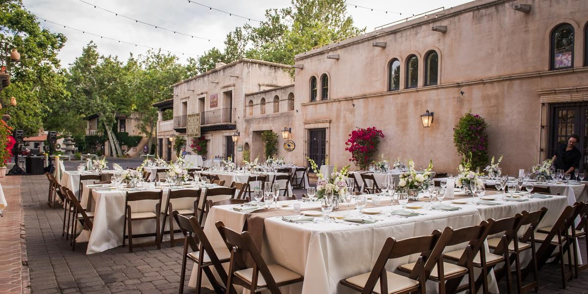 Tlaquepaque Weddings Get Prices For Wedding Venues In Sedona AZ