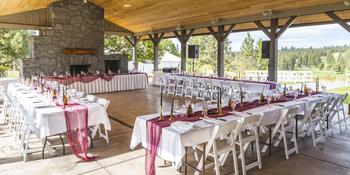 Running Y Ranch weddings in Klamath Falls OR