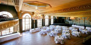 McMenamins Crystal Ballroom & Hotel weddings in Portland OR