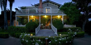 Simpson House Inn weddings in Santa Barbara CA