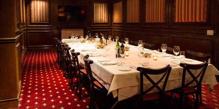 Delmonico's Kitchen wedding Manhattan