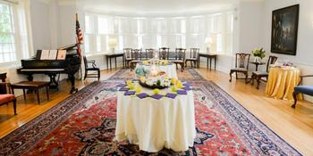 Wyndham Alumnae House weddings in Bryn Mawr PA