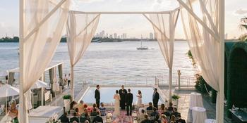 Mondrian South Beach weddings in South Beach FL