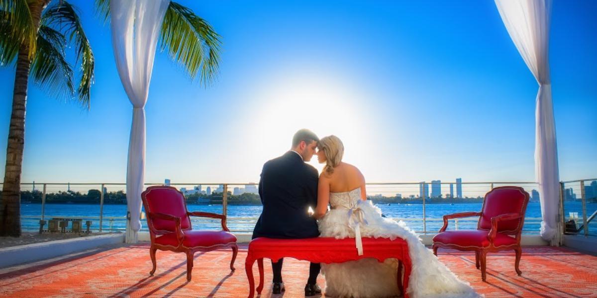 Mondrian South Beach Weddings