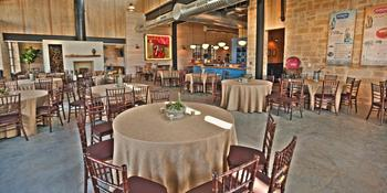 Deep Eddy Vodka Tasting Room weddings in Dripping Springs TX