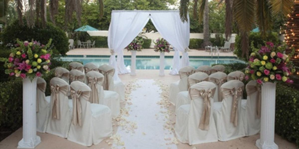Palm Beach Gardens Marriott Weddings