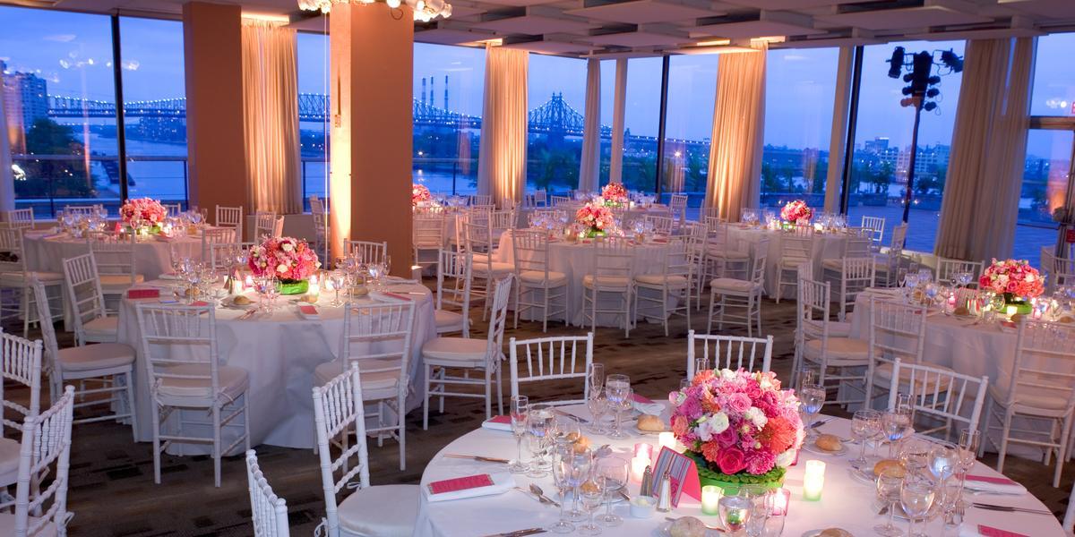 Un Delegates Dining Room Wedding
