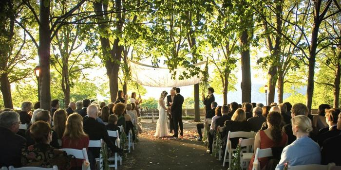 Outdoor Wedding Venues In Ny Of New Leaf Restaurant Bar Weddings Get Prices For