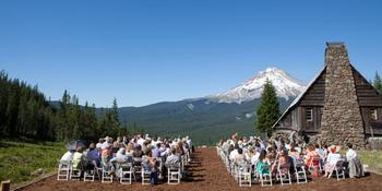 Mt. Hood Skibowl weddings in Government Camp OR