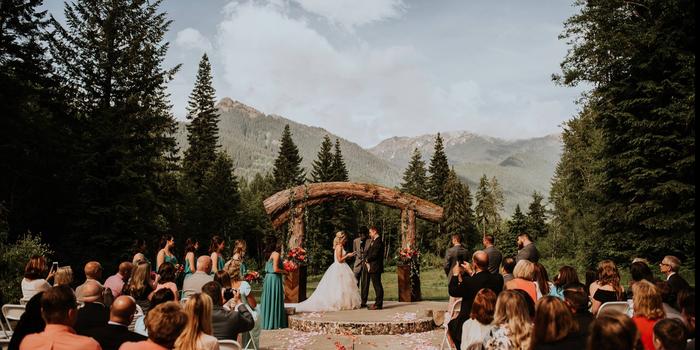 Nisqually Winds Mountain House wedding Tacoma