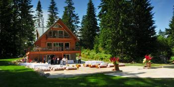 Nisqually Winds Mountain House weddings in Ashford WA