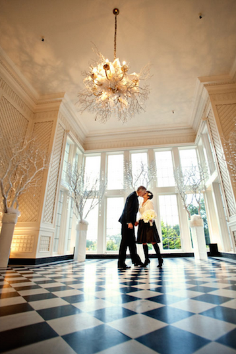 Kohl Mansion wedding venue picture 8 of 16 - Photo by: Geoff White Photographers