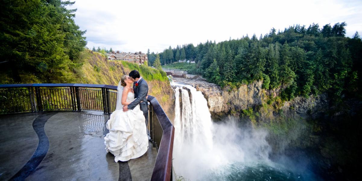 Salish Lodge Amp Spa Weddings