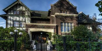 The Shafer Baillie Mansion Bed & Breakfast weddings in Seattle WA