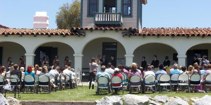 Rancho Guajome Adobe County Park wedding venue picture 4 of 16 - Provided by: Rancho Guajome Adobe County Park