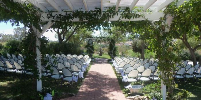 Rancho Guajome Adobe County Park wedding venue picture 1 of 16 - Provided by: Rancho Guajome Adobe County Park