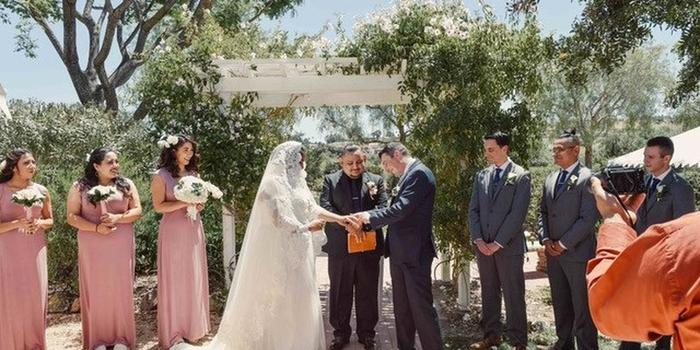 Rancho Guajome Adobe Weddings | Get Prices for Wedding ...