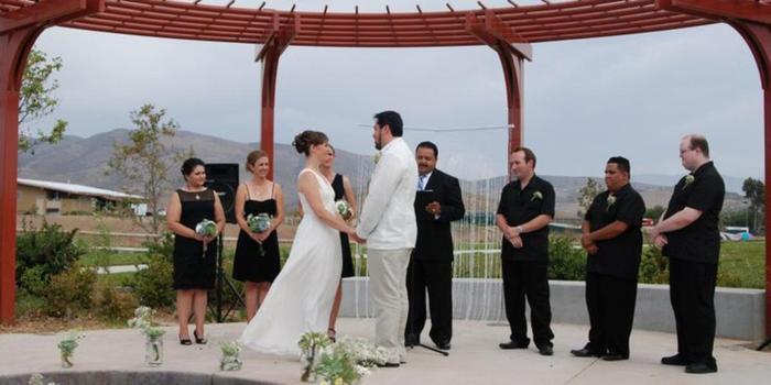 Sweetwater Summit Regional Park wedding San Diego