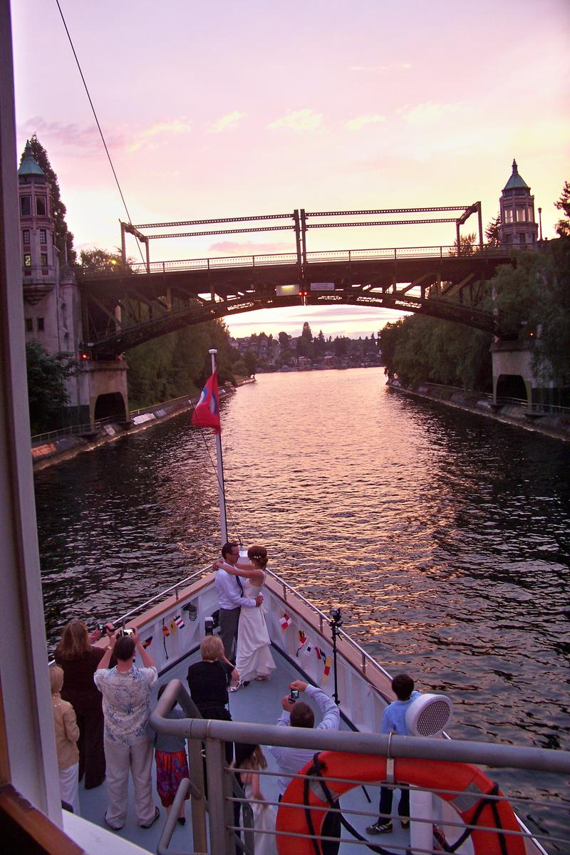 The Steamship Virginia V wedding venue picture 7 of 16 - Provided by: The Steamship Virginia V