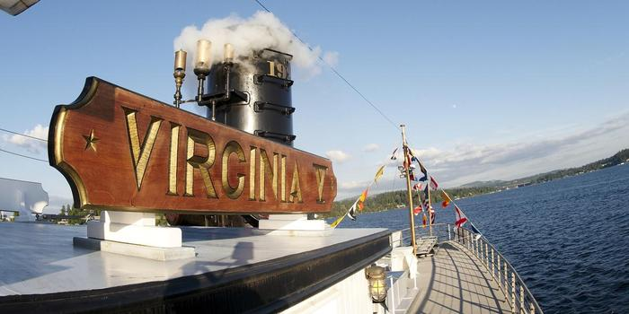 The Steamship Virginia V wedding venue picture 9 of 16 - Provided by: The Steamship Virginia V