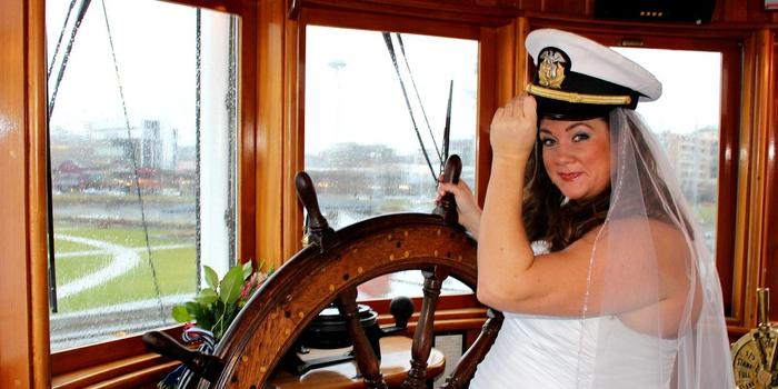 The Steamship Virginia V wedding venue picture 12 of 16 - Provided by: The Steamship Virginia V