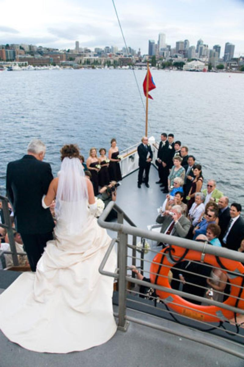 The Steamship Virginia V wedding venue picture 4 of 16 - Provided by: The Steamship Virginia V