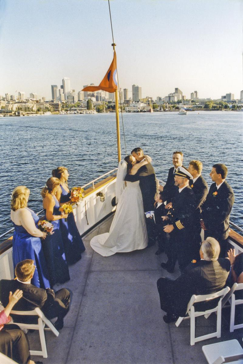 The Steamship Virginia V wedding venue picture 3 of 16 - Provided by: The Steamship Virginia V