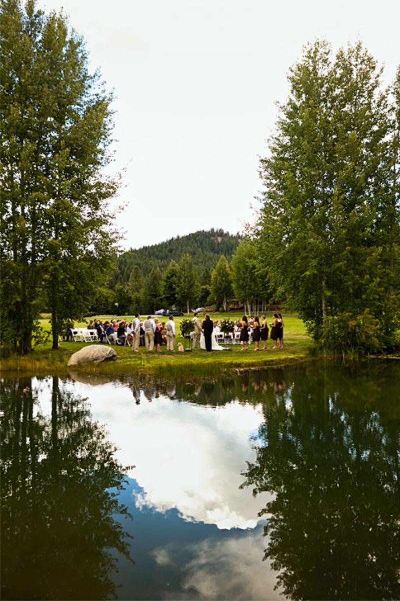 Mountain Springs Lodge Weddings