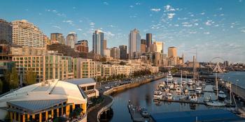 The Seattle Marriott Waterfront Weddings in Seattle WA