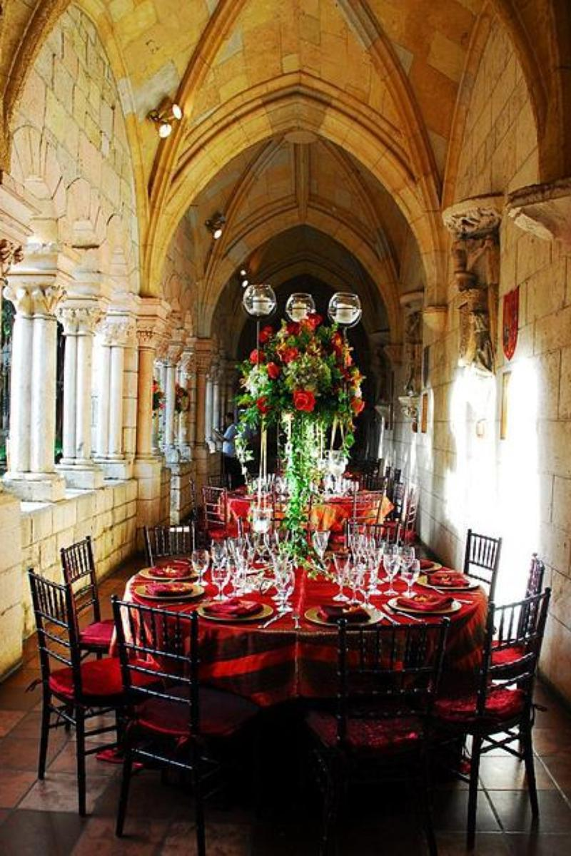 The Ancient Spanish Monastery Weddings