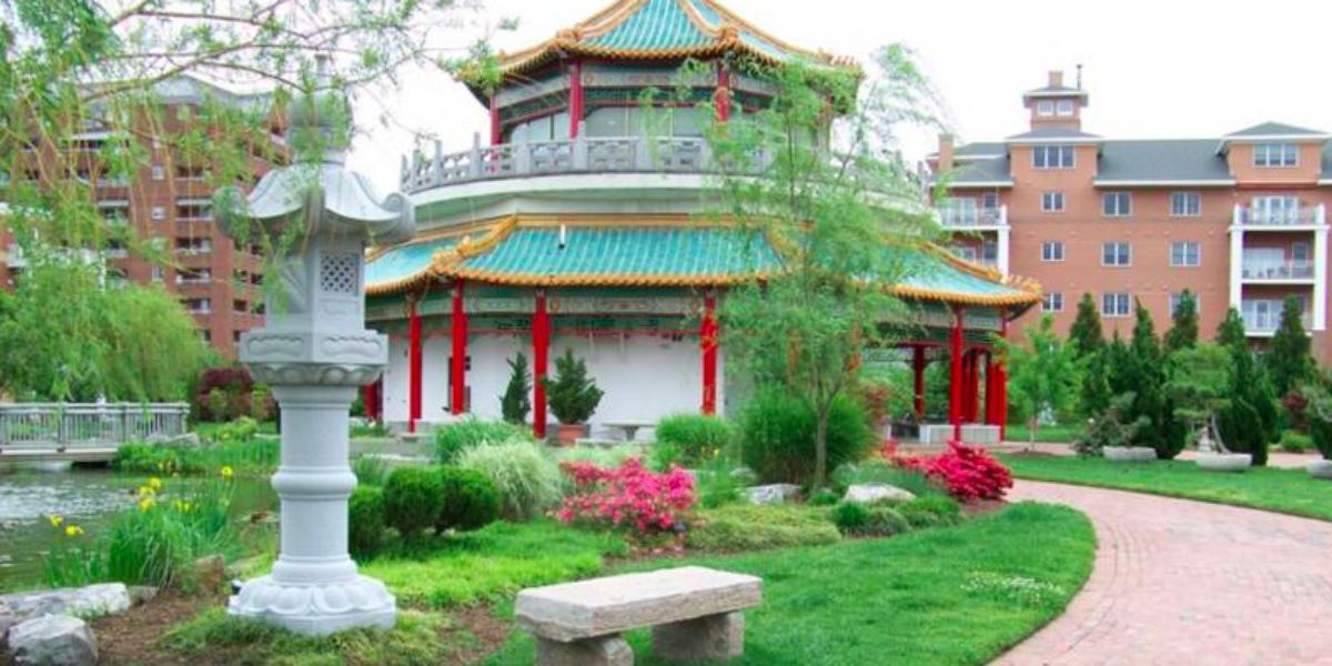 Pagoda Garden Tea House Amp Gallery Weddings