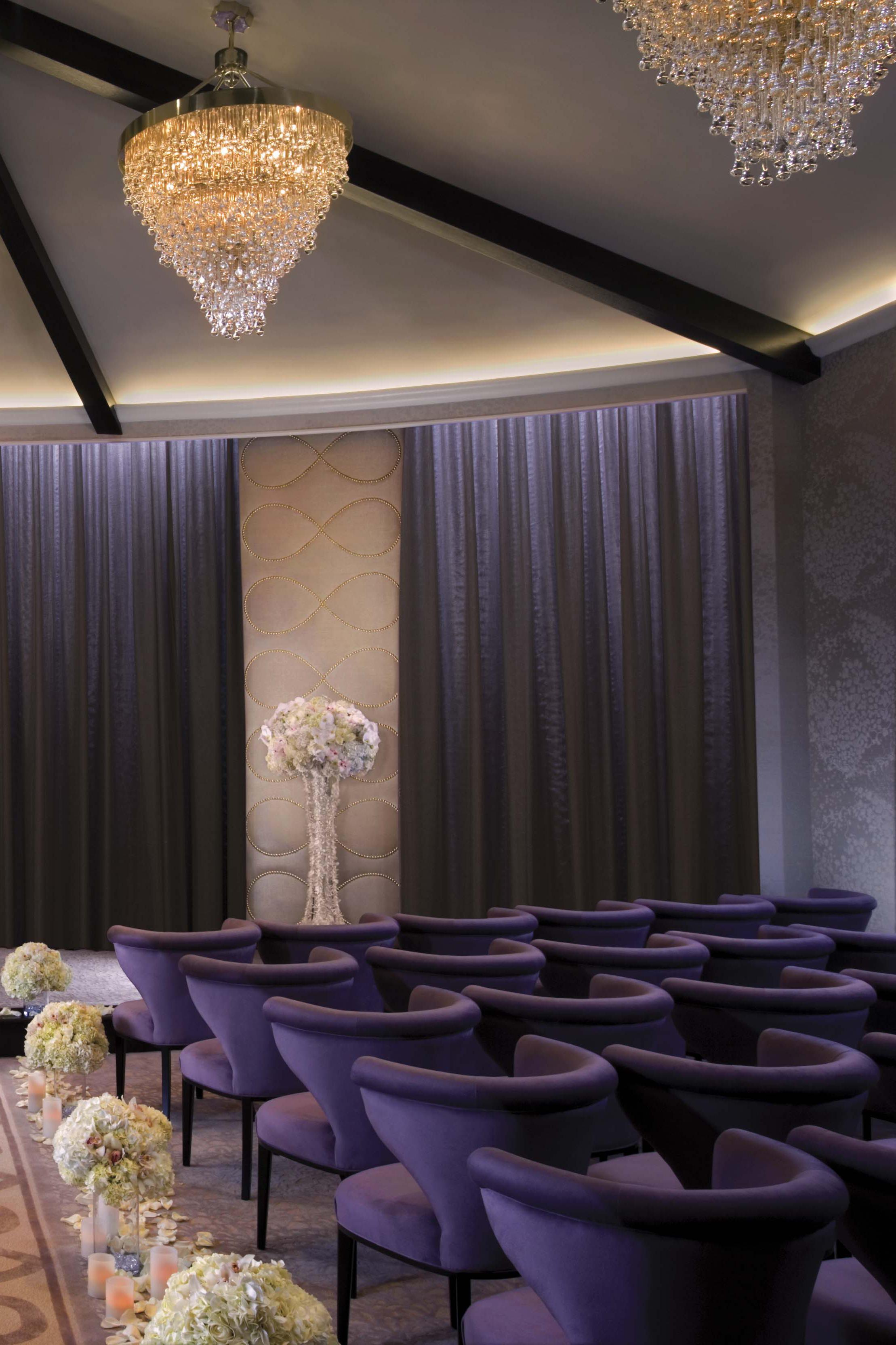 Aria Wedding Chapel Pictures
