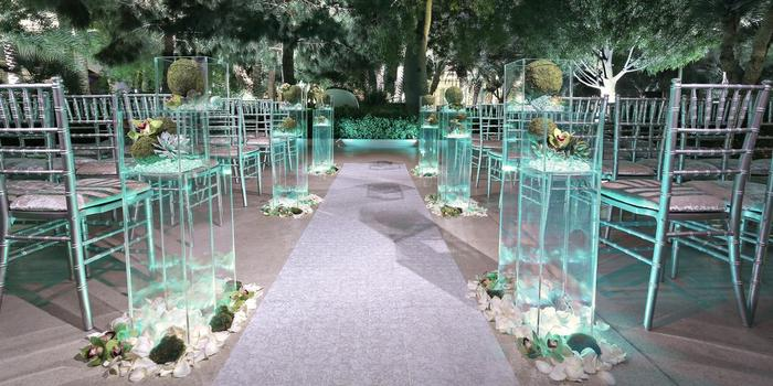 the wedding chapel at aria wedding venue picture 9 of 16 provided by the