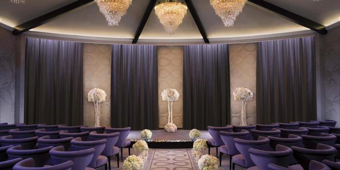 The Wedding Chapel At Aria Weddings Get Prices For Venues In Nv