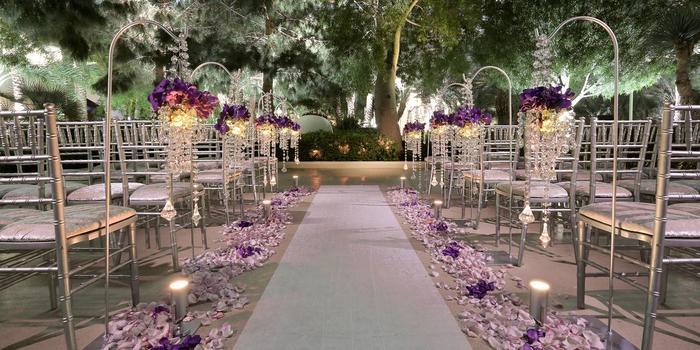 Stylish Outdoor Wedding Reception Venues Near Me 16 Cheap: The Wedding Chapel At ARIA Weddings