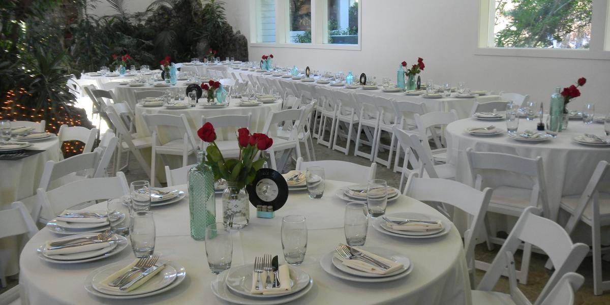 Wilbur D May Center Weddings