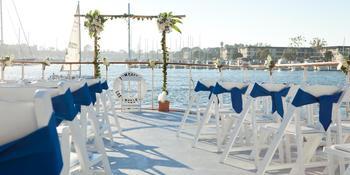 Hornblower Cruises Marina del Rey weddings in Marina Del Rey CA